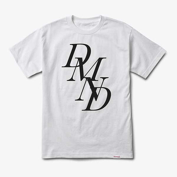 Diamond Serif White - Xtreme Boardshop