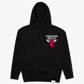 Diamond x Space Jam Hoodie Chicago Bulls Black