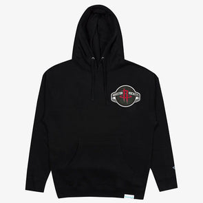 Diamond x Space Jam Hoodie Houston Rockets Black