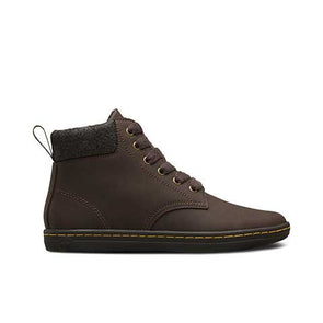 Dr. Martens Women's Maelly Alberta Split (21529201) Dark Brown/Dark Grey Alberta Split/Poly Felt - Xtreme Boardshop