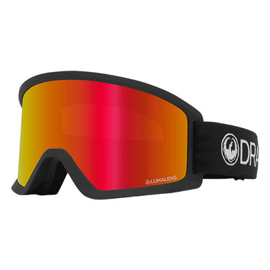 Dragon DX3 OTG with ION Lens Black with Red ION