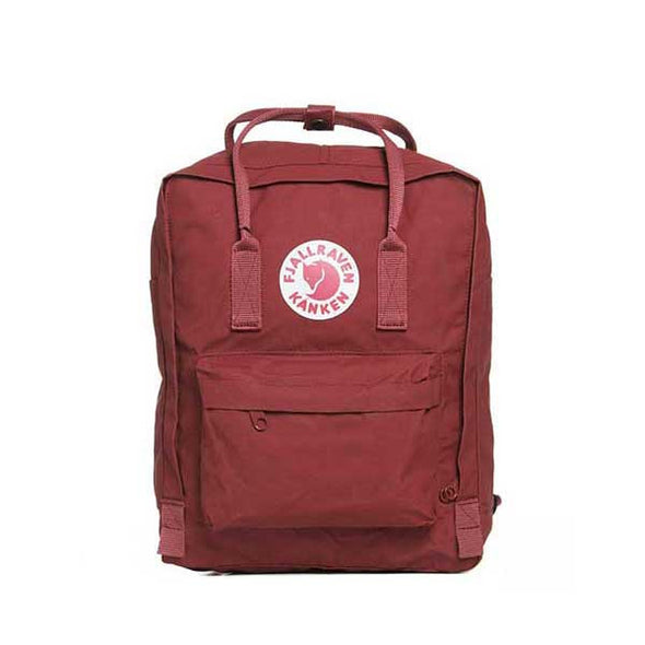 Fjallraven Kanken Backpack Ox Red - Xtreme Boardshop