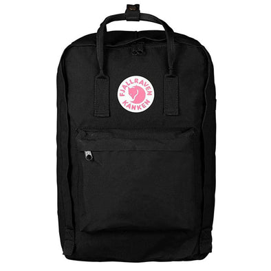 "Fjallraven 17"" Laptop Backpack Black"