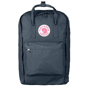 "Fjallraven 17"" Laptop Backpack Graphite"