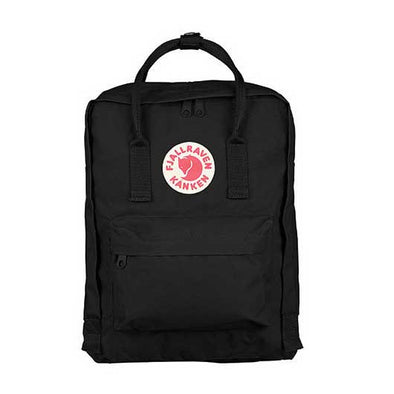 Fjallraven Kanken Backpack Black - Xtreme Boardshop
