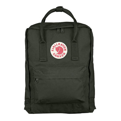 Fjallraven Kanken Backpack Deep Forest