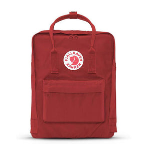 Fjallraven Kanken Backpack Deep Red
