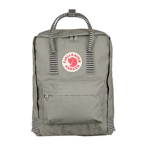 Fjallraven Kanken Backpack Fog/Striped