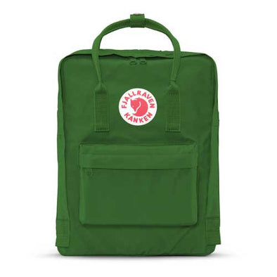Fjallraven Kanken Backpack Leaf Green - Xtreme Boardshop