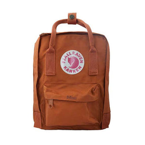 Fjallraven Kanken Mini Backpack Brick - Xtreme Boardshop