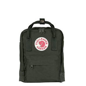 Fjallraven Kanken Mini Backpack Deep Forest