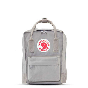 Fjallraven Kanken Mini Backpack Fog