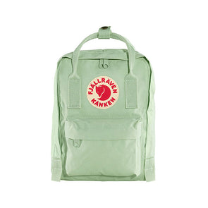 Fjallraven Kanken Mini Backpack Mint Green