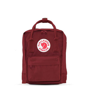 Fjallraven Kanken Mini Backpack Ox Red