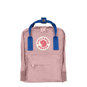 Fjallraven Kanken Mini Backpack Pink/Air Blue - Xtreme Boardshop