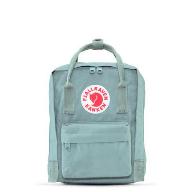 Fjallraven Kanken Mini Backpack Sky Blue - Xtreme Boardshop