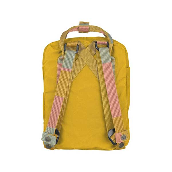 7785ffae59 Fjallraven Kanken Mini Backpack Warm Yellow Random Blocked – Xtreme ...