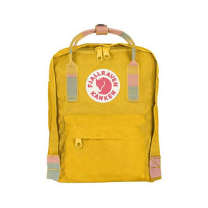 f6871adb7 JanSport Right Pack Backpack High Risk Red. $59.95. Fjallraven Kanken Mini  Backpack Warm Yellow/Random Blocked - Xtreme Boardshop