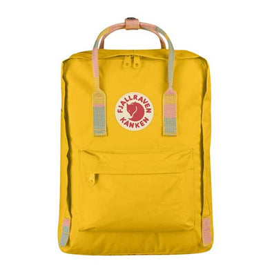 Fjallraven Kanken Backpack Warm Yellow/Random Blocked - Xtreme Boardshop