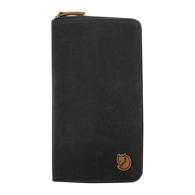 Fjallraven Travel Wallet Dark Grey - Xtreme Boardshop