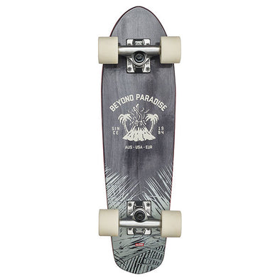 Globe Bantam Evo Cruiser Board Black Maple 24""