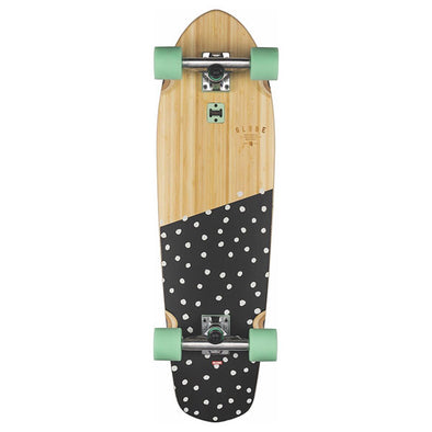 Globe Big Blazer Cruiser Board Bamboo/Dotted 32""