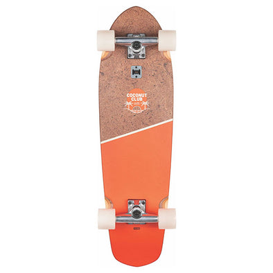 Globe Big Blazer Cruiser Board Coconut/Mandarin 32""