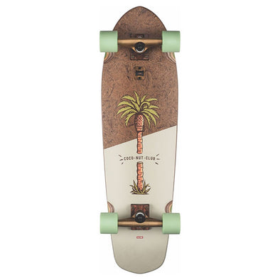 Globe Big Blazer Cruiser Board Coconut/Palm 32""