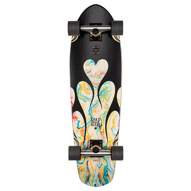 Globe Big Blazer Cruiser Board DK Black/Resin 32""