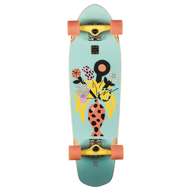 Globe Big Blazer Cruiser Board Palm Fish 32""