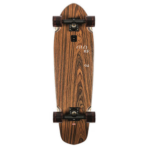 Globe Big Blazer Cruiser Board Rosewood/Cowprint 32""