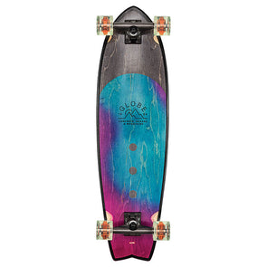 Globe Chromantic Cruiser Board Washed Aqua 33""