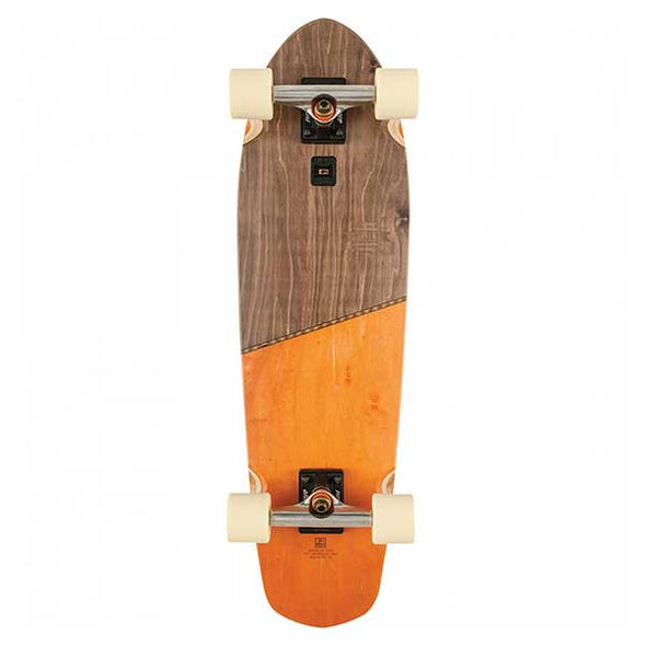 "Globe Cruiser Board Big Blazer 32"" Brown/Orange - Xtreme Boardshop"