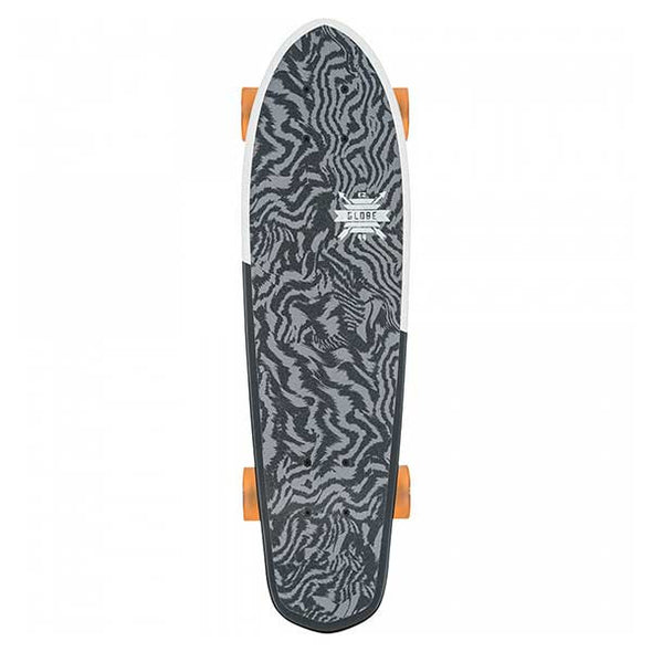 "Globe Cruiser Board Blazer 26"" Black/White/Tailspin - Xtreme Boardshop"