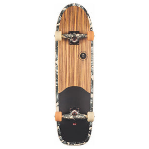 Globe Fat Bandit Cruiser Board Zebra/Hurricane 32""