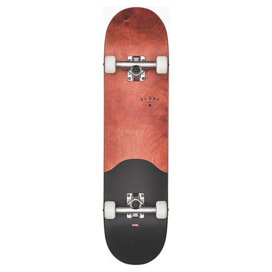 Globe G1 Argo Complete Skateboard Red Maple/Black 7.75