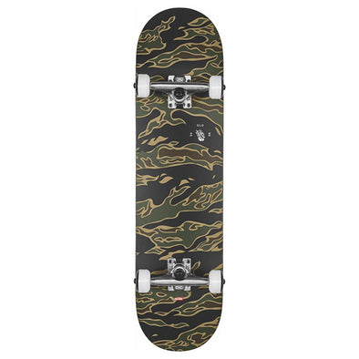 Globe G1 Full On Complete Skateboard Tiger Camo 8.0