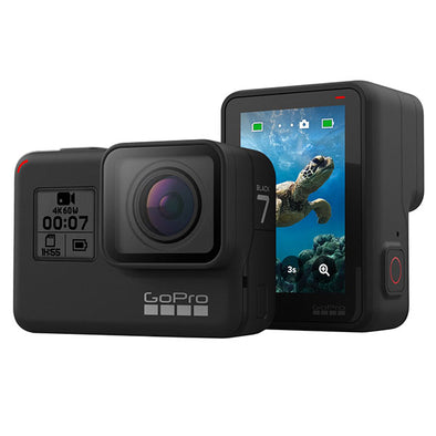 HERO7 Black Specialty Bundle with SD Card
