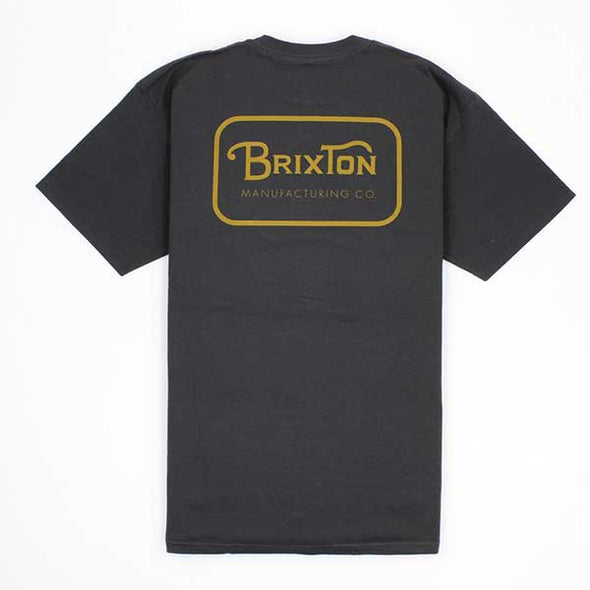 Brixton Grade Washed Black/Gold - Xtreme Boardshop