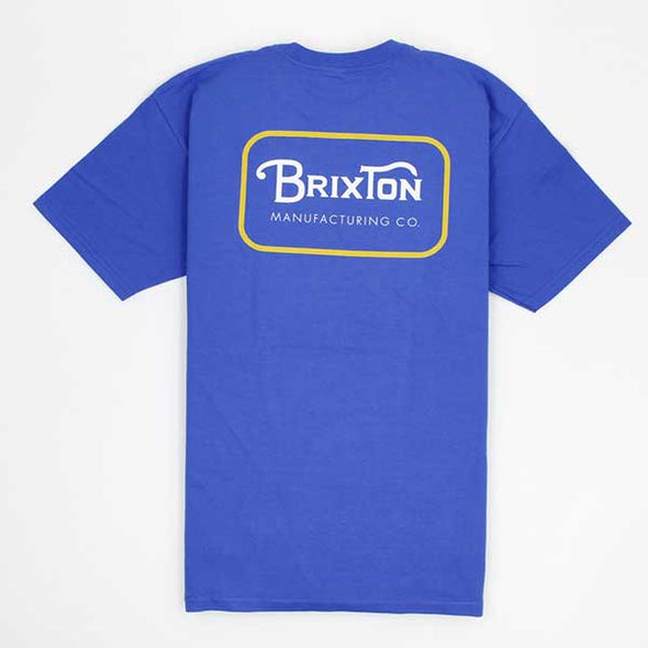 Brixton Grade Royal/Gold - Xtreme Boardshop
