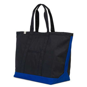 Herschel Supply Co. Bamfield Tote Black/Surf The Web