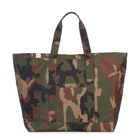 Herschel Supply Co. Bamfield Tote Woodland Camo