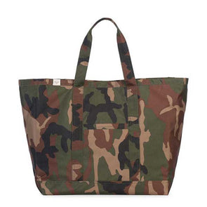 Herschel Supply Co. Bamfield Tote Woodland Camo - Xtreme Boardshop