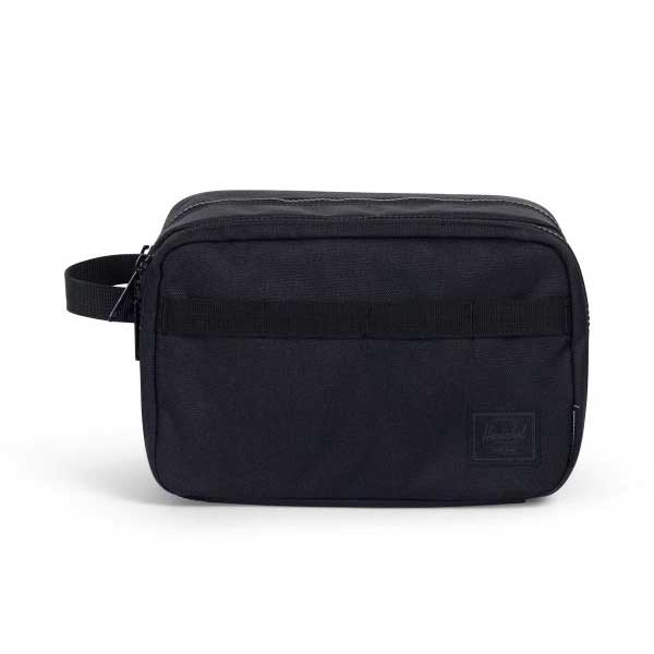 3c72a0c41ea Herschel Supply Co. Chapter Travel Kit Independent Collection Black –  Xtreme Boardshop