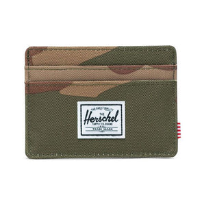 Herschel Supply Co. Charlie Wallet Woodland Camo