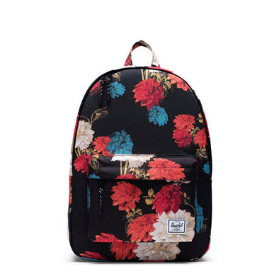 Herschel Supply Co. Classic Backpack Vintage Floral Black