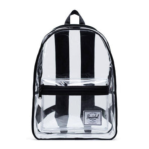 Herschel Supply Co. Classic Backpack XL Clear Black/Clear