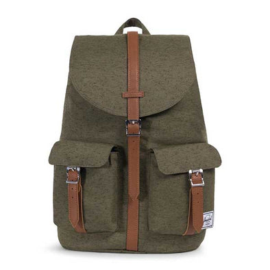 Herschel Supply Co. Dawson Backpack Ivy Green Slub/Tan