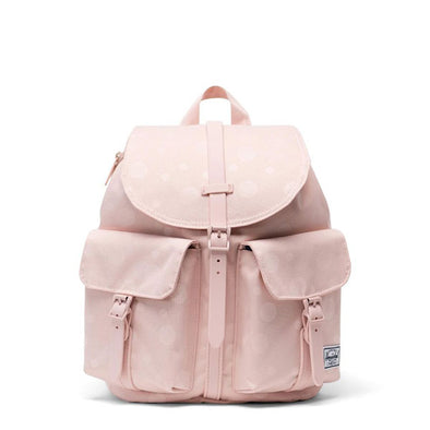 Herschel Supply Co. Women's Dawson Backpack XS Polka Cameo Rose