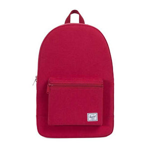 Herschel Supply Co. Daypack Cotton Casuals Collection Brick Red